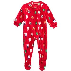 Family Matching Pajamas- Baby Footed Onesie NWT!